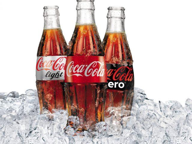 Coca Cola x3