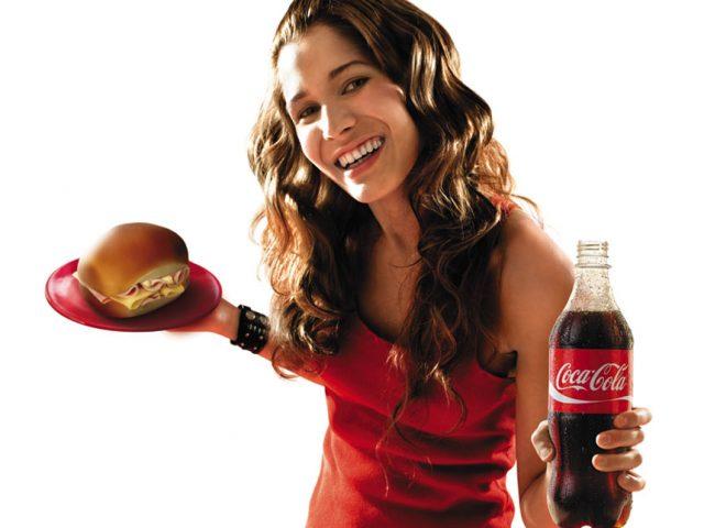 Coca Sandwich