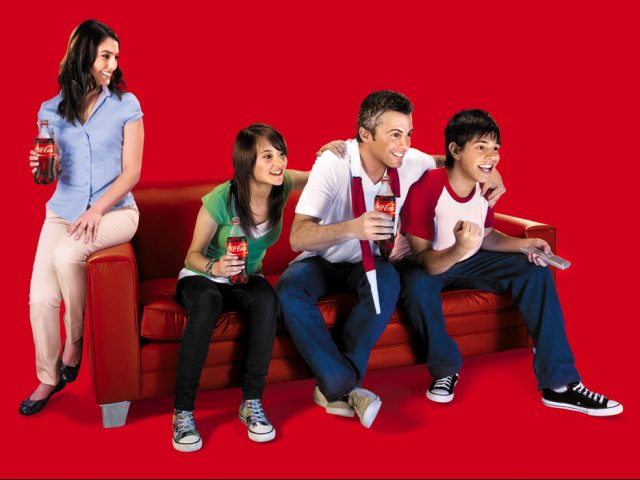 Familia Coca Cola